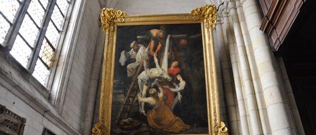 Descente de croix de Rubens